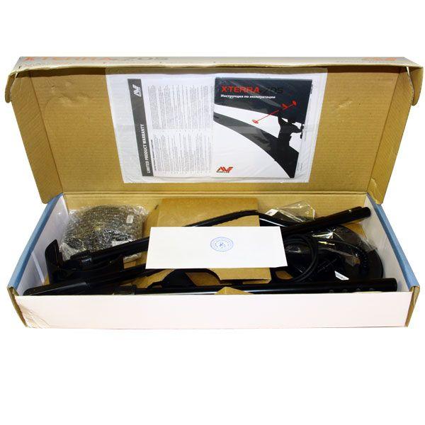 Металлоискатель x-terra 705 (7.5 khz dd) купить со скидкой в.